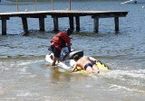 Gmina Przytyk. W sobotę 24 lipca nad zalewem w Jagodnie strażacy dadzą pokaz ratownictwa wodnego