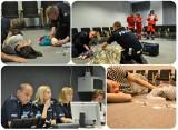 Policyjni ratownicy sprawdzali swoje umiejętności w lubuskich zawodach ratowników policyjnych (zdjęcia)