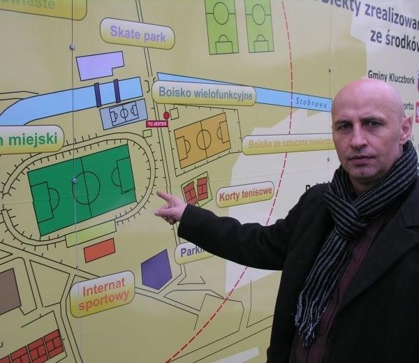 - Doceniono projekt naszego kampusu, w który sporo sami zainwestowaliśmy - mówi Andrzej Olech.