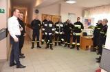 Strażacy w Urzędzie Gminy w Lipniku. Była ewakuacja, na szczęście próbna [ZDJĘCIA]