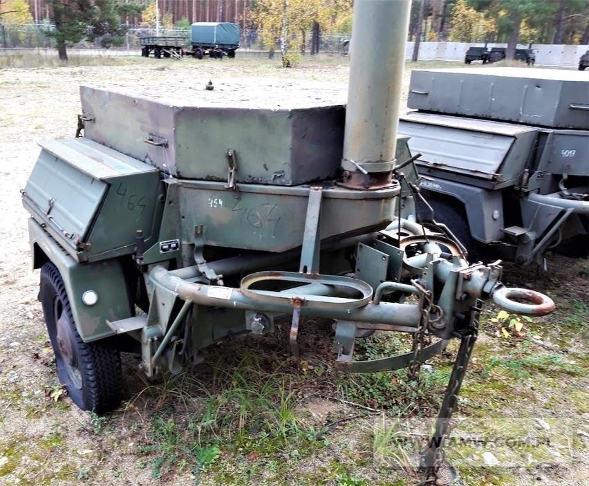 Kuchnia polowa KP-340 (bez wyposażenia)...