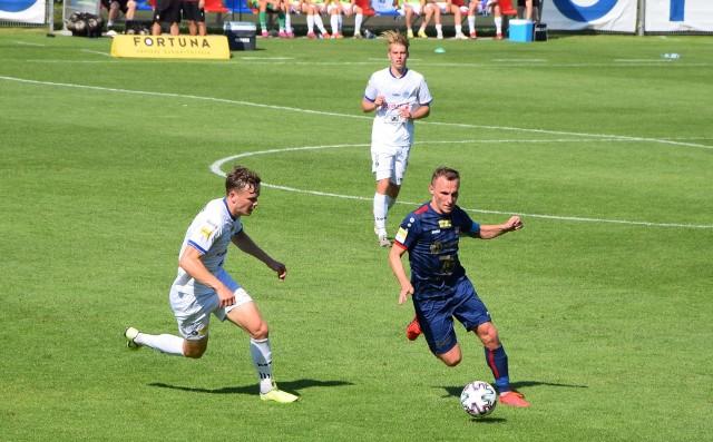 Odra Opole wywiązała się z roli faworyta i zgarnęła bezcenne trzy punkty.