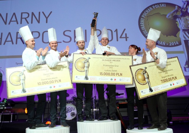 Na MTP, podczas Polagry, zakończył się kolejny Kulinarny Puchar Polski.