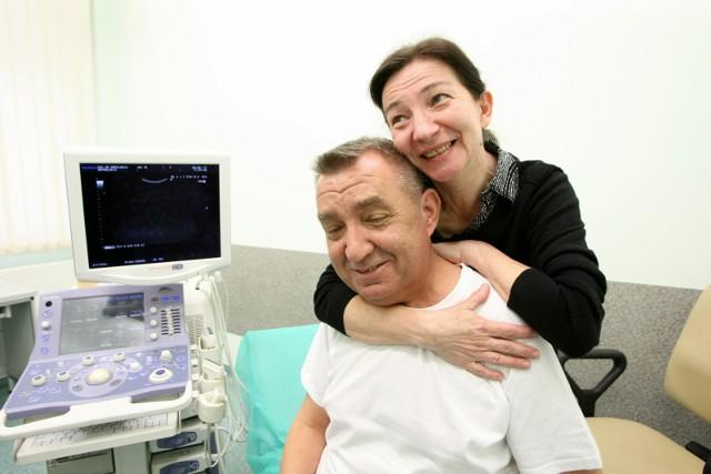 Przeszczep odbył się 31 stycznia. Dziś pan Tomislav i pani Katarzyna czują się doskonale. - Jest dużo lepiej niż przed przeszczepem, bo nie muszę się już martwić, że stanie się coś złego. Troszczymy się teraz o to, by zachować istniejący komfort życia - cieszy się Katarzyna Pranić