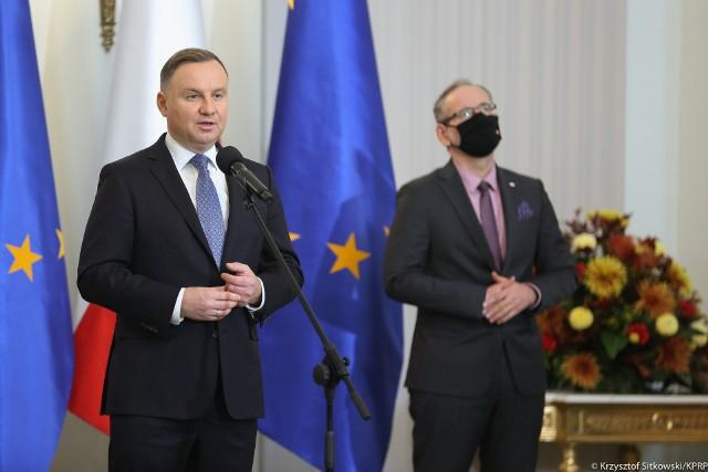 Ustawa o Funduszu Medycznym powstała z inicjatywy Prezydenta Andrzeja Dudy.