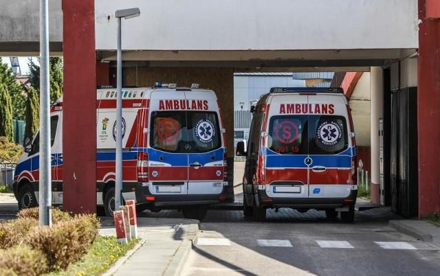Jeszcze we wtorek 36 pracowników Wielkopolskiego Centrum Ratownictwa Medycznego w Koninie objętych było kwarantanną