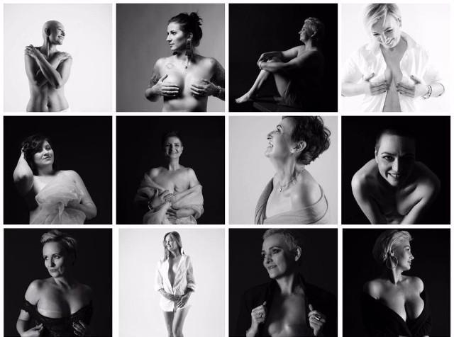 #PomacajSie - to kampania społeczna mająca na celu zwrócenie uwagi na znaczenie samobadania we wczesnym wykrywaniu raka piersi oraz pokazująca siłę i piękno kobiet dotkniętych rakiem piersi.