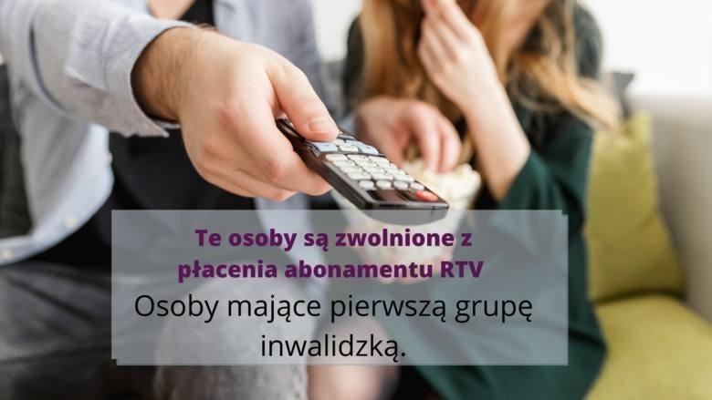 Te osoby nie muszą płacić abonamentu RTV 2021. Zwolnienie dla wszystkich to fakenews!
