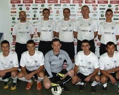 Po wygranej z Gawro, futsalowcy Kapro Azoty opuścili ostatnie miejsce w tabeli. Fot. www.futsal.tarnow.pl