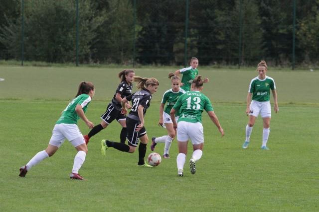 GKS Katowice - Górnik Łęczna 0:3. Mistrzynie za mocne