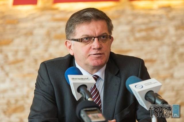Aktualnym liderem klasyfikacji wojewódzkiej jest Waldemar Skowron.