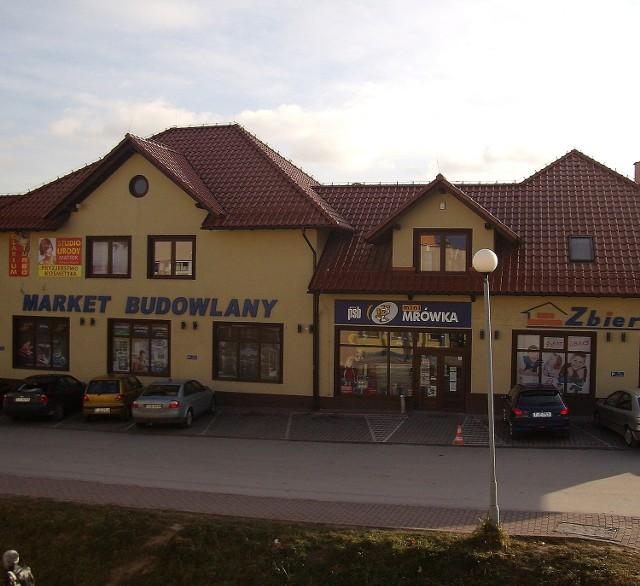 94 Mini-Mrówka działa w Sędziszowie, w województwie świętokrzyskim. powiecie jędrzejowskim