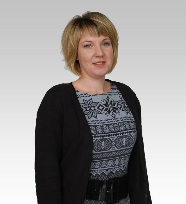 Dr Katarzyna Jędraszczyk