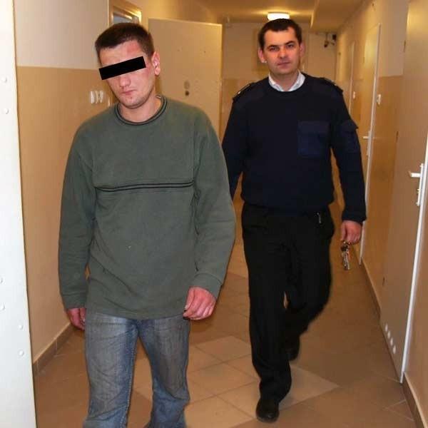 Ojciec Mirelki został zatrzymany w środę wieczorem
