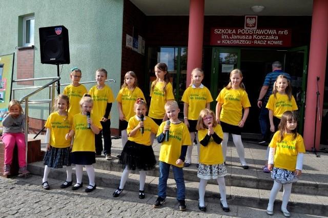 Festyn w Szkole Podstawowej nr 6 w Kołobrzegu.