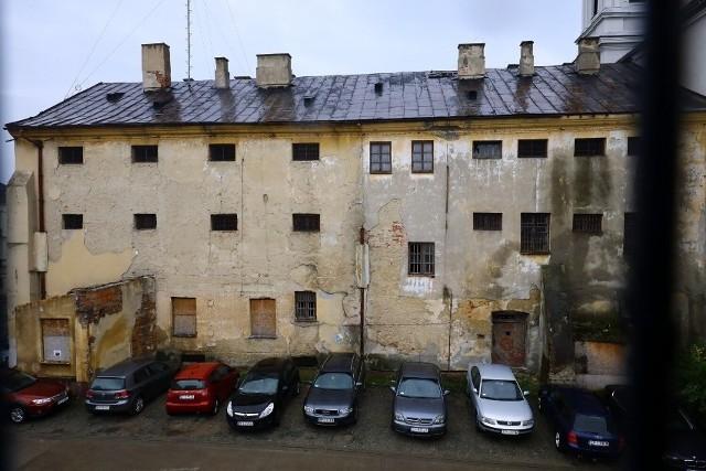 Stare więzienie w Piotrkowie - pawilon nr 6