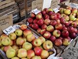 Ceny owoców i warzyw w hurcie. Kilogram truskawek za 25 zł, jabłka dużo tańsze niż rok temu