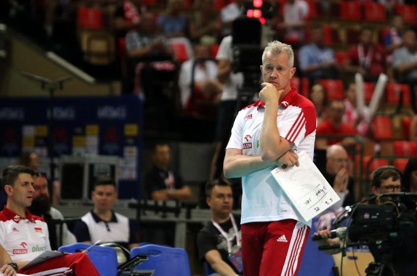 Vital Heynen w tym sezonie zaczął pracę z reprezentacją Polski