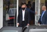 Prezydent Andrzej Duda w Gnieźnie. Odwiedził Polanex, firmę produkującą koszule