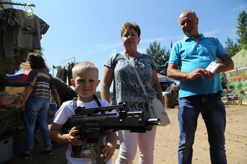 VII Podlaski Piknik Militarny - Misja Wschód w Ogrodniczkach