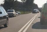 Horodnianka. Wypadek na DK19. Lancia zderzyła się z oplem (zdjęcia)