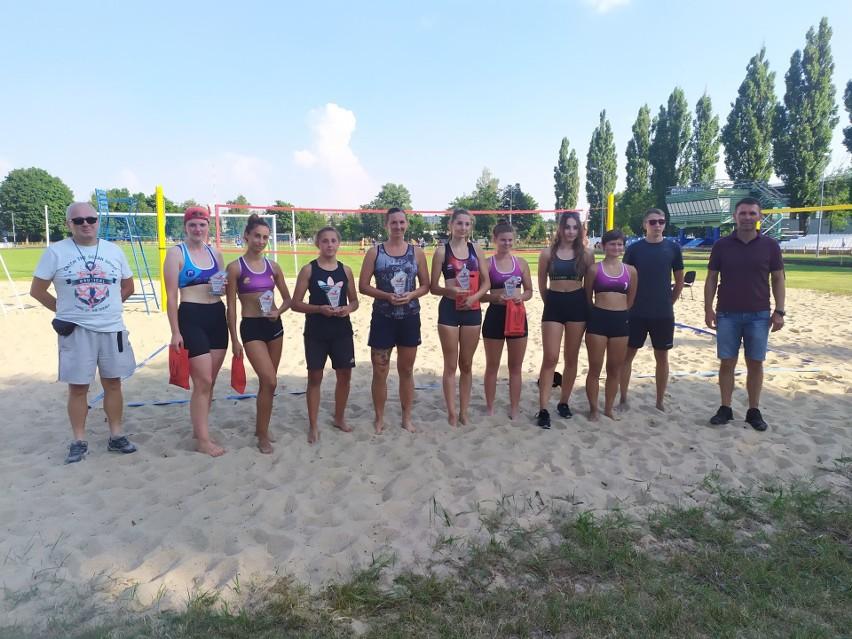 W Golubiu-Dobrzyniu zorganizowano natomiast Turniej Siatkówki Plażowej Kobiet