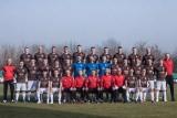 Garbarnia Kraków. Kadra na rundę rewanżową sezonu 2020/2021 w II lidze piłkarskiej [ZDJĘCIA]