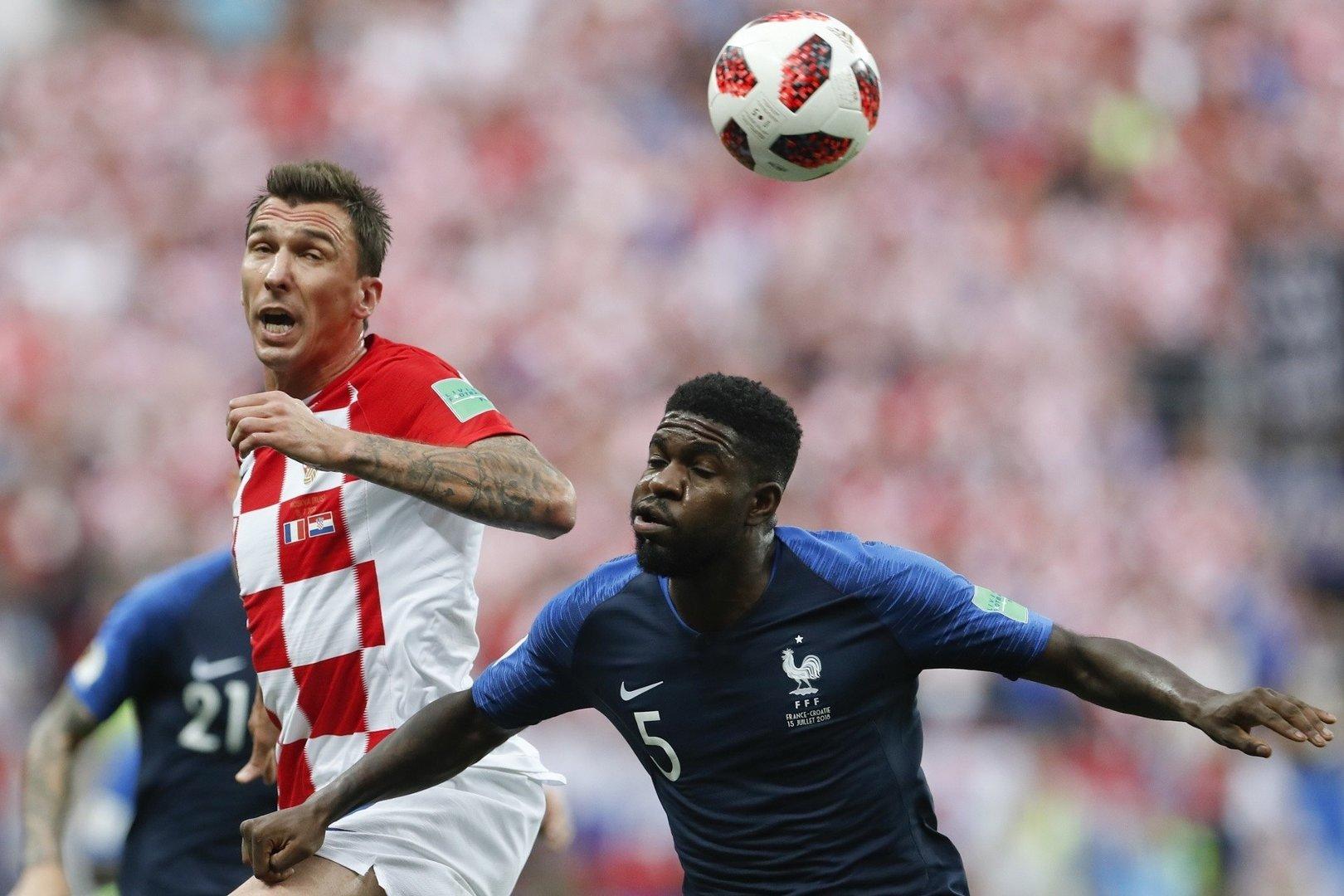 a0e2102a6 Finał mundialu. Mecz Francja - Chorwacja ONLINE. Gdzie oglądać w ...