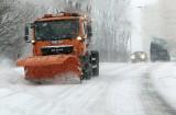 Grudziądz. Zima w ataku. Trudne warunki na drogach w Grudziądzu. Jedźcie  ostrożnie! [zdjęcia]
