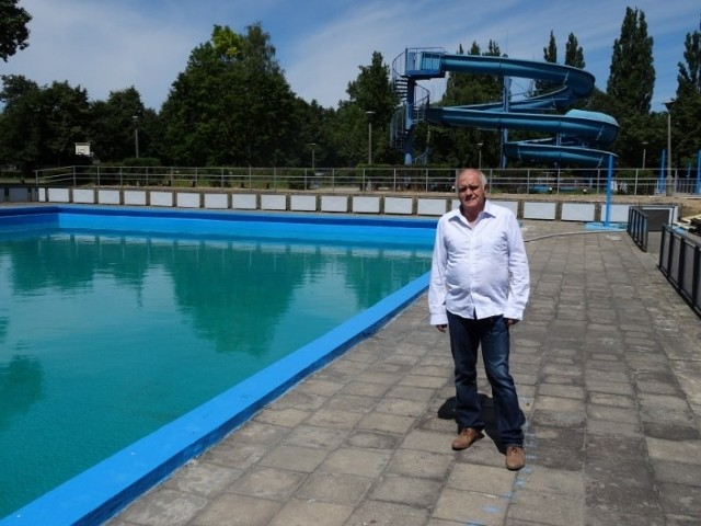 Andrzej Chyliński po roku przerwy znów będzie zarządzał obiektem w parku Kasprowicza