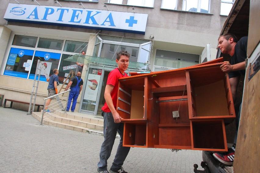 Apteka Galenica w Poznaniu funkcjonowała pół wieku, by paść...