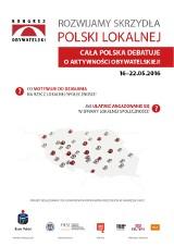 Rozwijamy skrzydła Polski lokalnej, czyli aktywni cieszyniacy