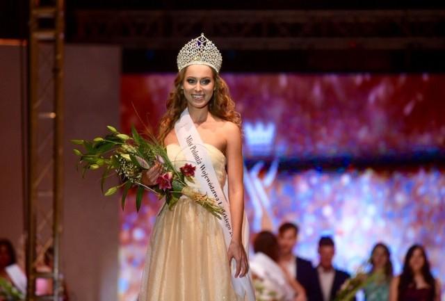 Miss Polonia Województwa Łódzkiego 2016 została Agata Drywa