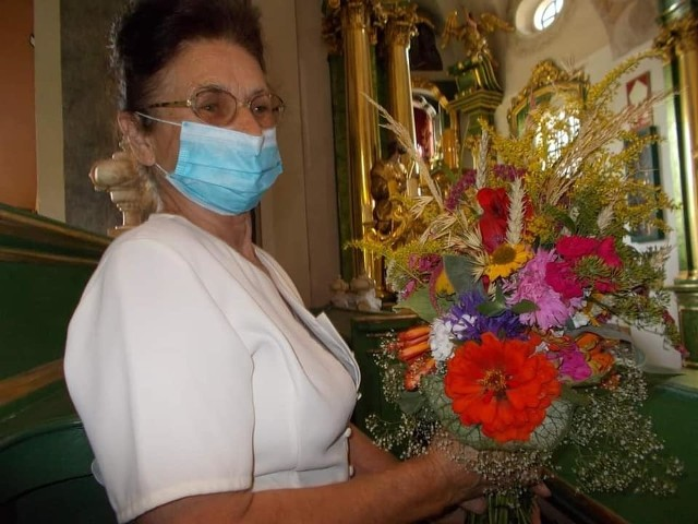 Święto Matki Boskiej Zielnej w Hebdowie