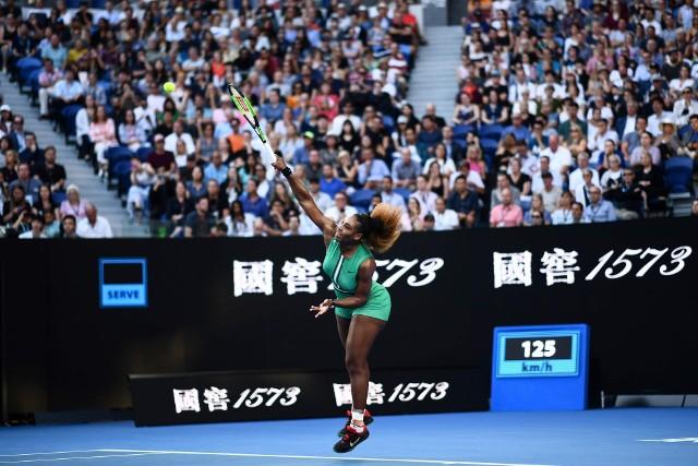 Dotychczas Serena Williams siedem razy wygrała Australian Open.