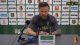 2 liga. Trenerzy Szymon Szydełko i Bogdan Jóźwiak po meczu Stal Stalowa Wola - Legionovia Legionowo (WIDEO)