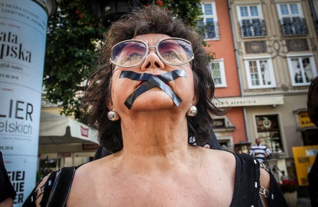 Czarny Poniedziałek organizowany jest w większości miast w Polsce
