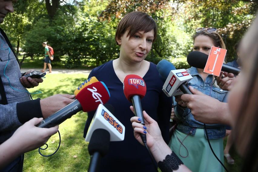 Małgorzata Bartyna-Zielińska, ogrodnik miejski