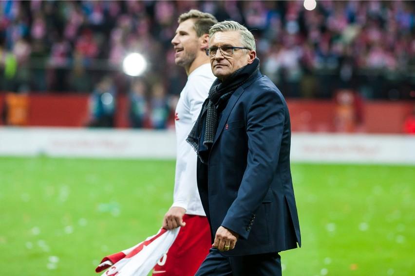 Pierwsze powołania Adama Nawałki na mecze z Islandią i Czechami