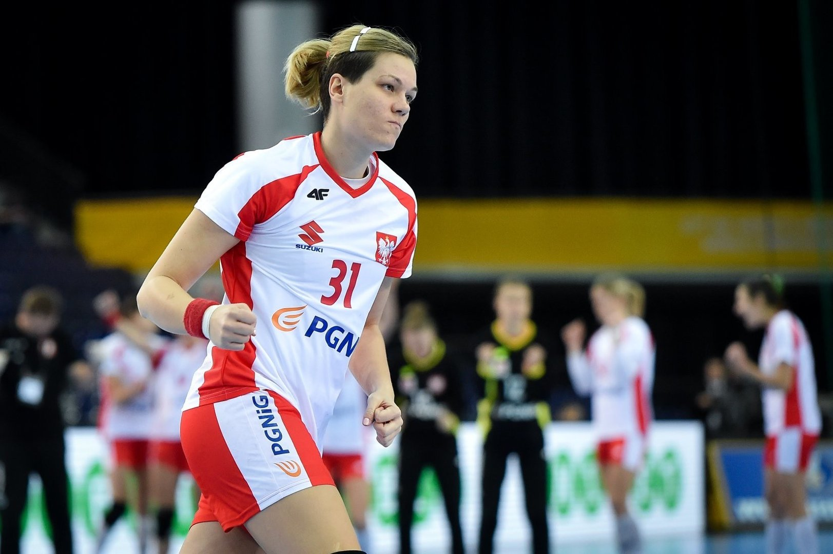 8bdefc637 Sylwia Lisewska mogła dać Polsce remis w prestiżowym meczu z Niemcami, ale  spudłowała