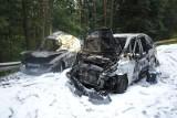 Tragiczny wypadek na drodze krajowej nr 10. Zginęły dwie osoby
