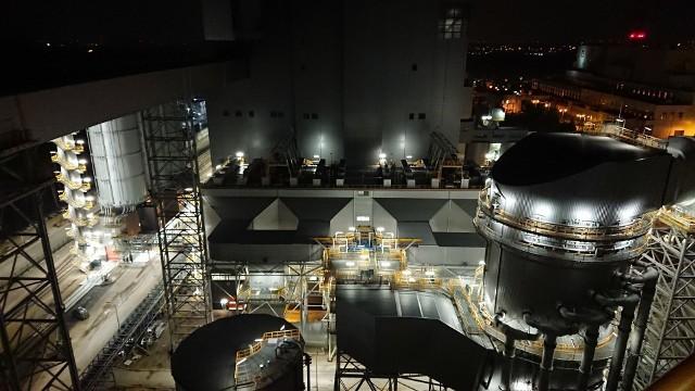 Ostatnia potężna inwestycja Rafako, Blok energetyczny 910 w Elektrowni Jaworzno. Firma dostała za inwestycję 4,5 mld zł