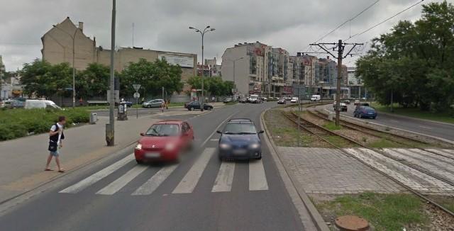 Ulica Drobnera we Wrocławiu