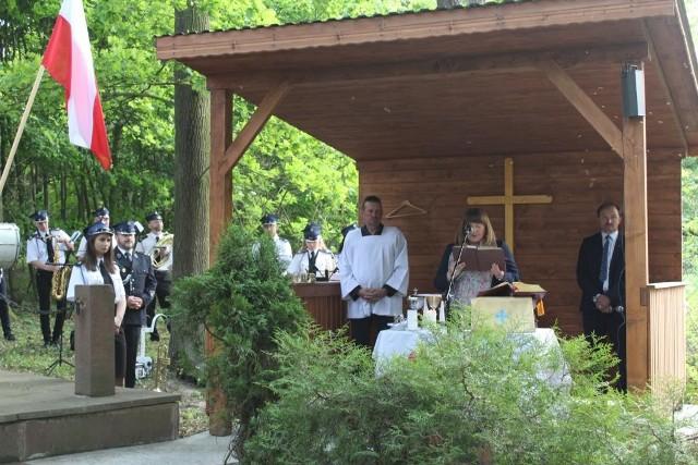 Uroczystości w Nasiechowicach