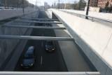 Otwarcie trasy W-Z. Samochody pojechały tunelem [ZDJĘCIA,FILM]