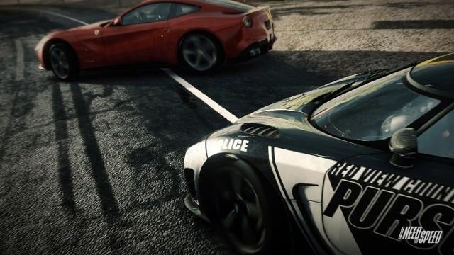 Need for Speed RivalsPremiera gry Need for Speed Rivals – na PC, PlayStation 3 i 4, Xbox 360 i One – 19 listopada.