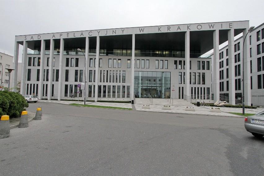 Budynek Sądu Apelacyjnego w Krakowie