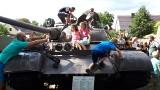 Tak bawiliśmy się na Wielkim Pikniku Niepodległościowym w wojskowym muzeum w Drzonowie! [ZDJĘCIA, WIDEO]