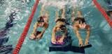 Troje pływaków Unii Busko trenowało z kadrą województwa
