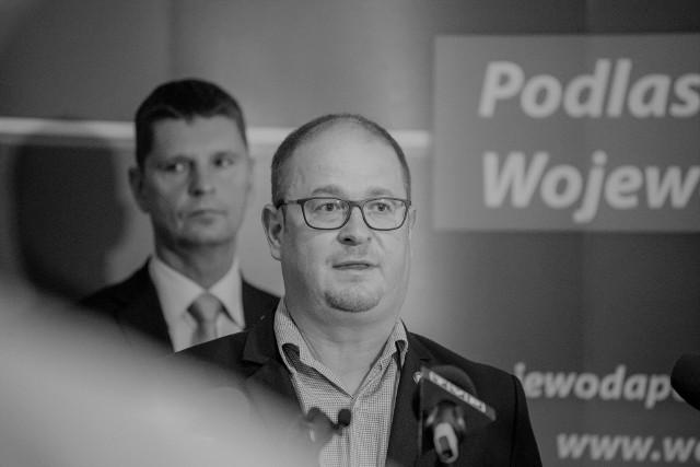 Zmarł Paweł Buczko. Pełnił funkcję szefa podlaskiego sanepidu